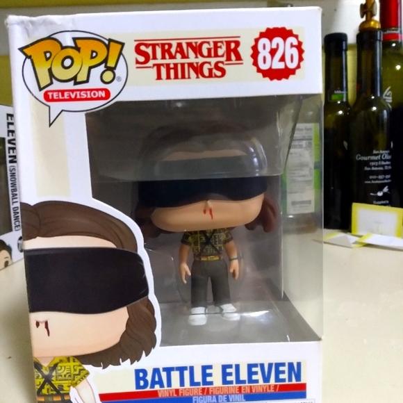 Stranger Things Eleven Funko Pop